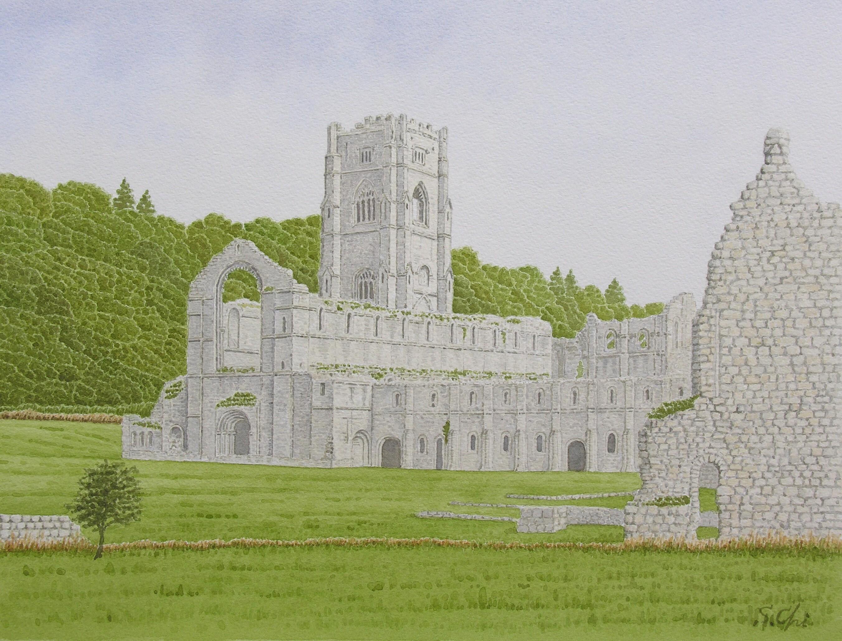 ファウンテンズ修道院の画像 p1_13